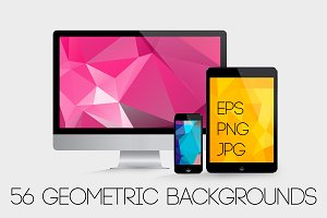 56 Geometric backgrounds-1