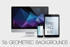 Geometric backgrounds-2