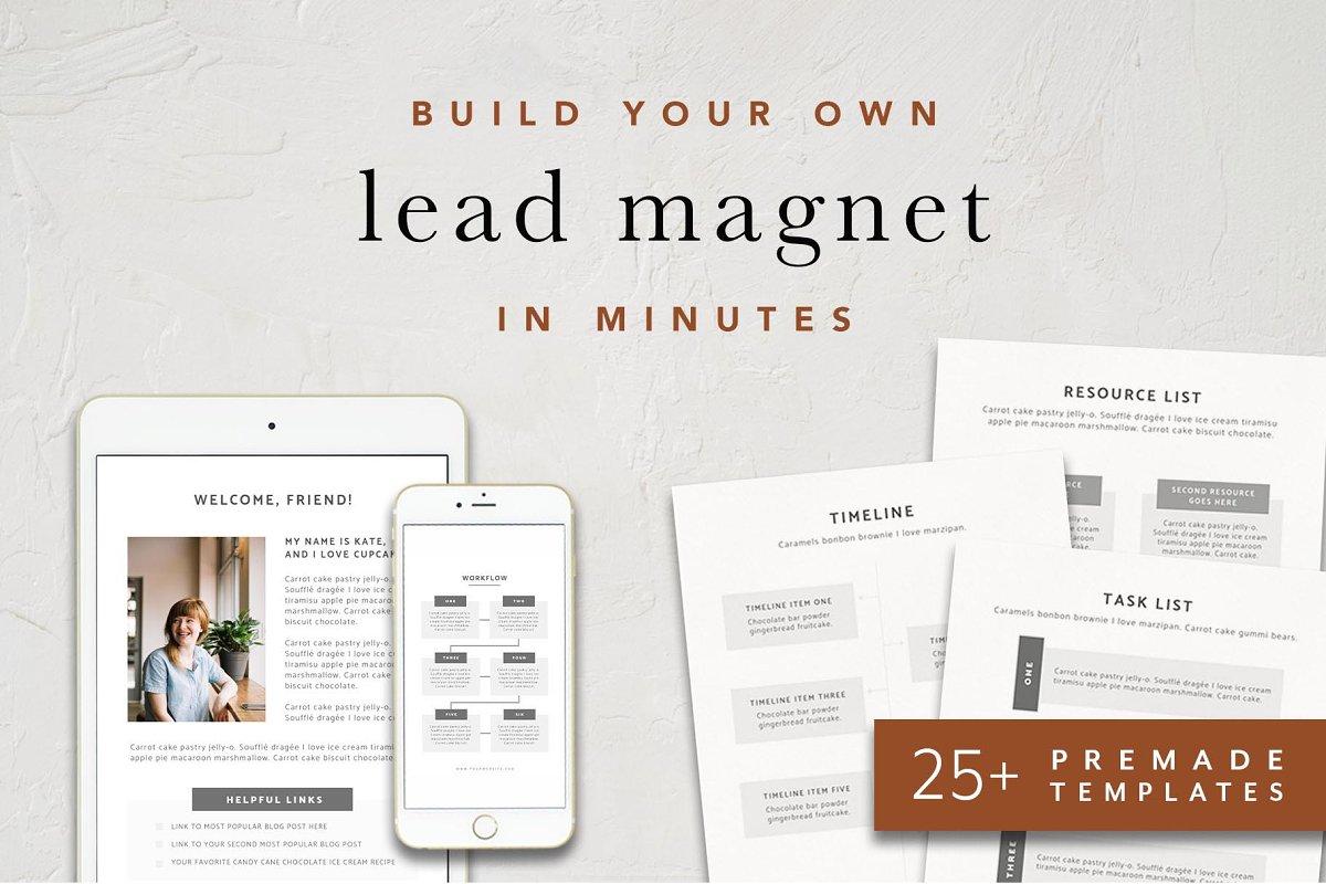Lead Magnet Kit for Canva