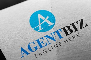 Agent Biz Style Logo