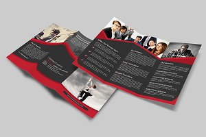 Tri fold Brochure-Multipurpose