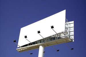 Advertisign billboard