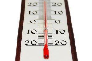 Thermometer. Temperature measurement