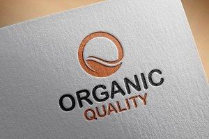 Organic Quality Logo
