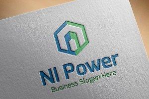 NI Power Style Logo