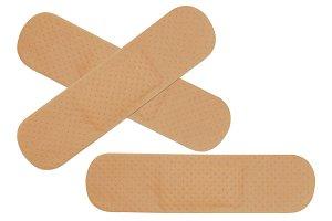 bandaid. bandage