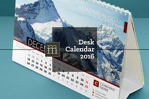 Desk Calendar 2016 (DC03)
