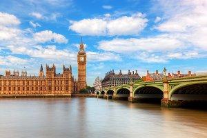 Icons of London, UK