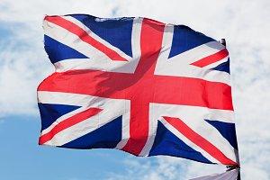 National flag of the United Kingdom