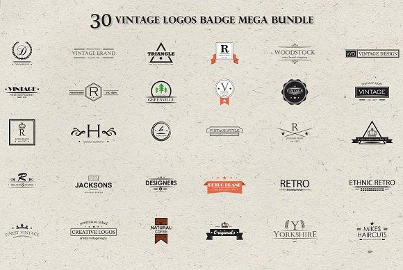 30 Logos vol. 5 - Logos