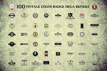 100 Logo Bundle!