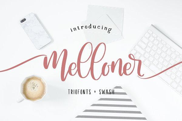Melloner Fonts
