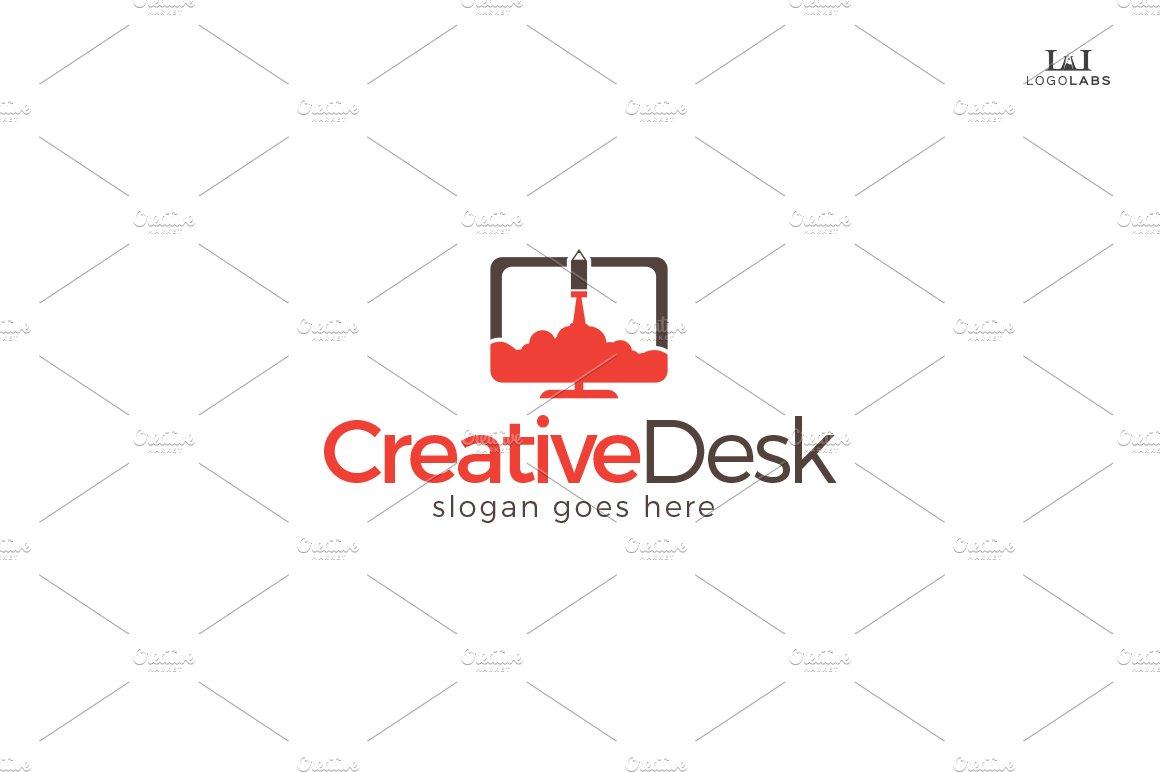 Creative Desk Logo ~ Logo Templates ~ Creative Market