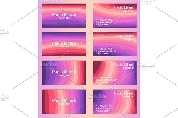 Vivid colors abstract background