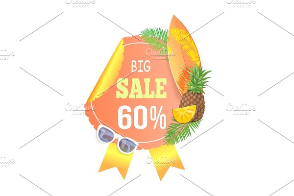 Big Sale Season Promotion Banner