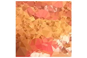 Wild Orchid Abstract Low Polygon Bac