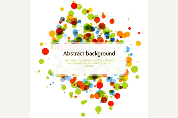 Colorful abstract background. in Graphics