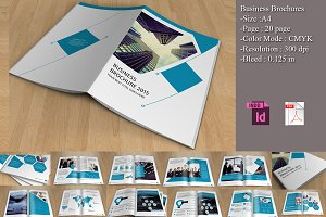 Corporate Brochure Template-V150