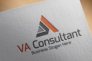 VA Consultant Style logo