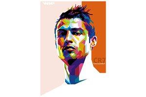 Cristiano Ronaldo Aka CR7