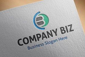Company Biz Style Logo
