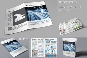 Bifold Business Brochure-V151