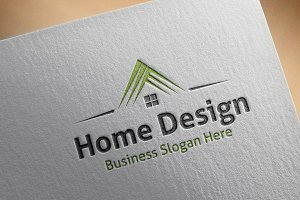 Interior Design Logo 2014 ~ Logo Templates ~ Creative Market