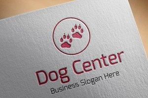 Dog Center Style Logo