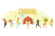 Carnival design template