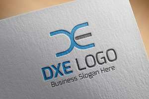 DXE Style Logo
