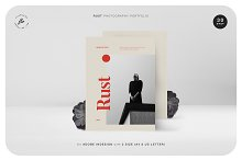 RUST Photography Portfolio by  in Magazines