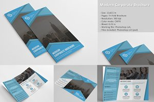 Trifold Corporate Brochure-V153