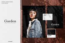 Garden - Natural Shadow Pack Vol.1 by  in Scene Creator