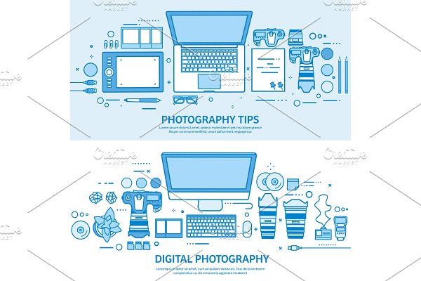 Photography tools, photo editing and