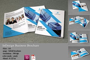 InDesign Business Brochure-V154