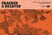 Cracked & Decayed Texture Pack