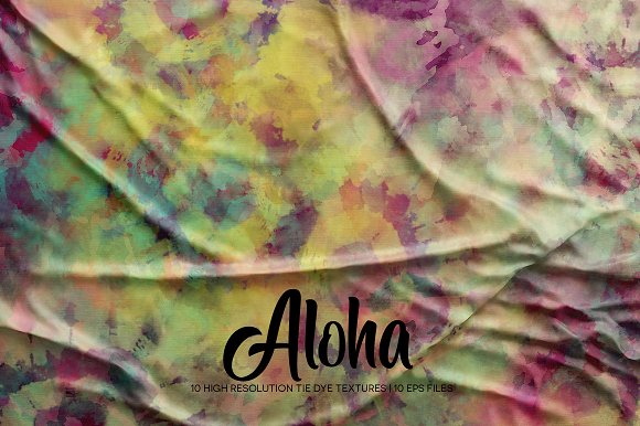 Aloha in Textures - product preview 1