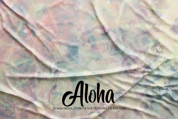 Aloha in Textures - product preview 2