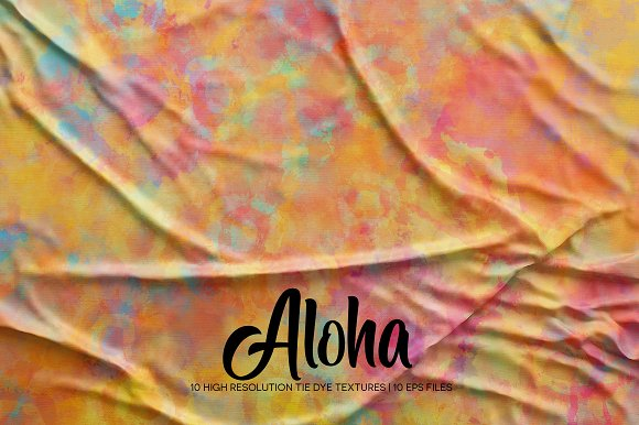 Aloha in Textures - product preview 3