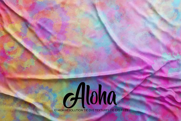 Aloha in Textures - product preview 4