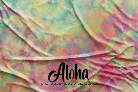 Aloha in Textures - product preview 5