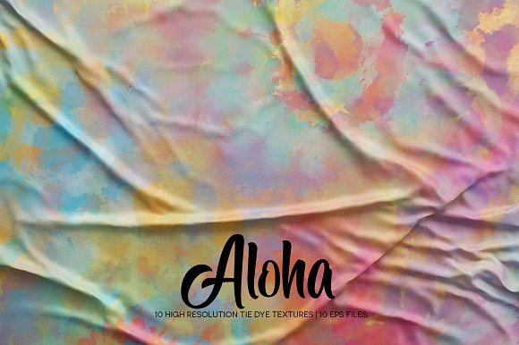 Aloha in Textures - product preview 6