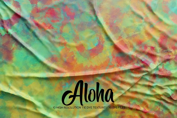 Aloha in Textures - product preview 7