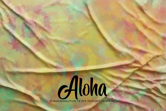 Aloha in Textures - product preview 8