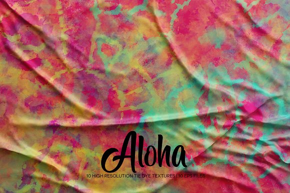 Aloha in Textures - product preview 9
