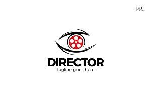 Director - Film Logo