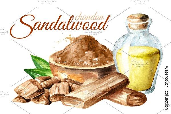Sandalwood (chandan)