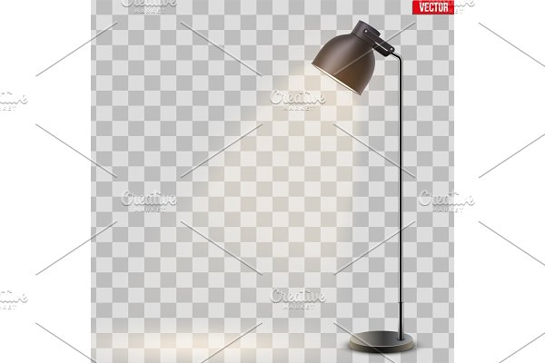 Decorative Metal Floor Lamp