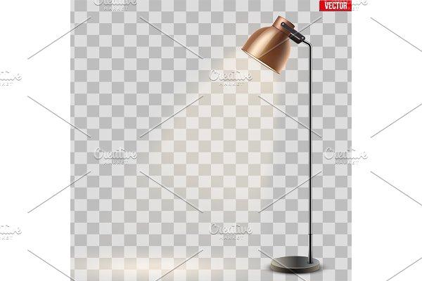 Decorative Metal Floor Lamp