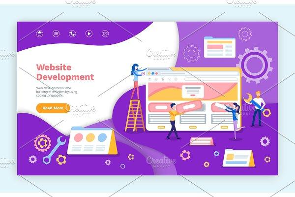 Website Development, Programmers
